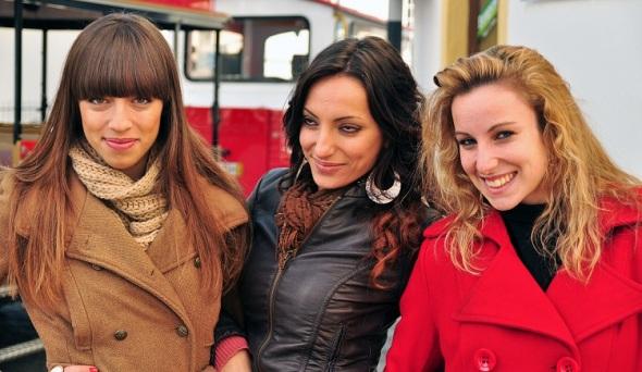 Daniela Pernas/Paula Miranda/Márcia Candeias